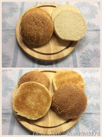 Чикенбургер в домашних условиях рецепты 3