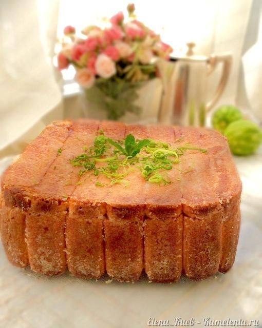 Яблочный пирог обалденный рецепт с фото