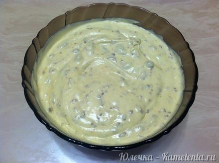 приготовление и рецепт пирожных