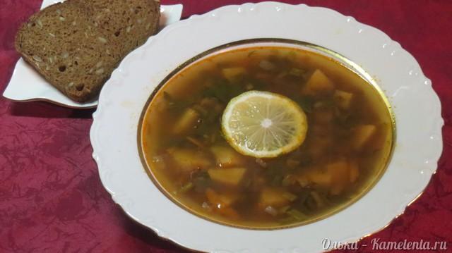 Суп с чечевицей постный рецепты