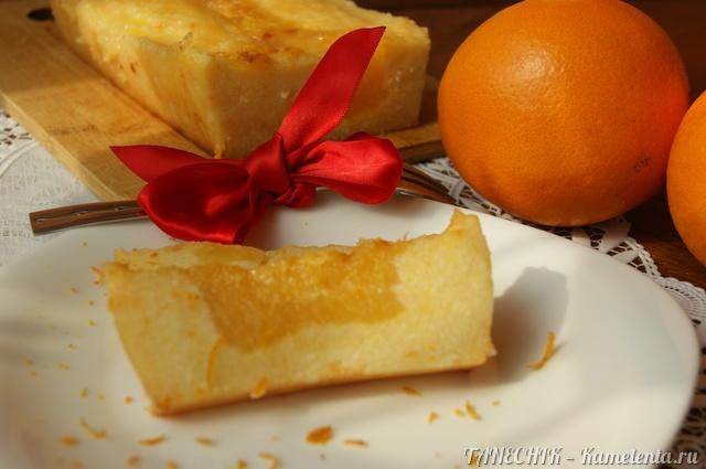 апельсиновый десерт рецепт с фото