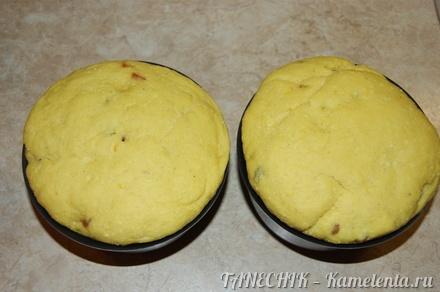 Приготовление рецепта Творожный кулич шаг 11