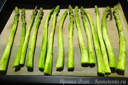 Как приготовить спаржу зеленую в домашних условиях пошагово