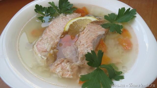 Стейк из семги на сковороде: пошаговый рецепт с фото