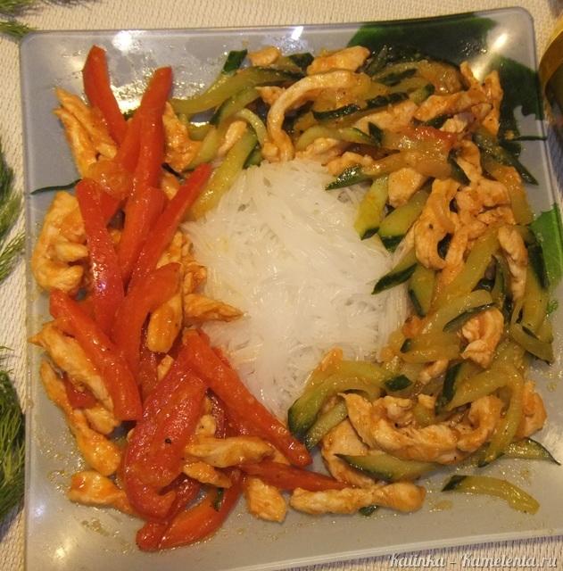 огурцы жареные рецепт с фото