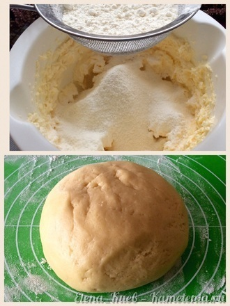 Приготовление рецепта Летний клубничный торт шаг 5