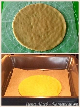 Приготовление рецепта Летний клубничный торт шаг 8
