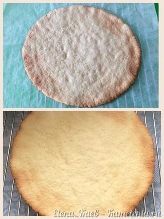 Приготовление рецепта Летний клубничный торт шаг 9