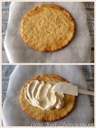 Приготовление рецепта Летний клубничный торт шаг 14