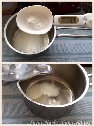 Приготовление рецепта Летний клубничный торт шаг 17