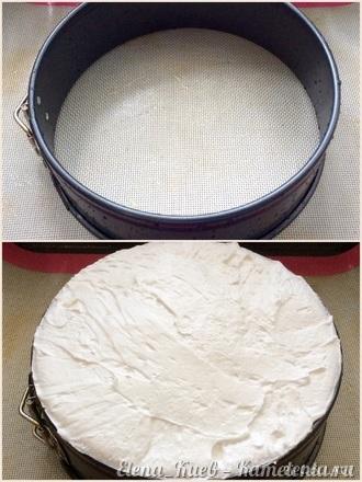 """Приготовление рецепта Торт """"Павлова"""" шаг 5"""