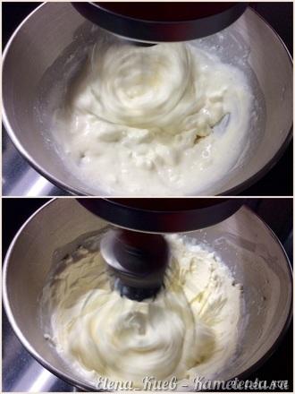 """Приготовление рецепта Торт """"Павлова"""" шаг 12"""