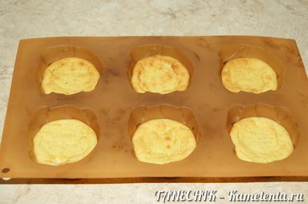Приготовление рецепта Воздушные сырники шаг 6