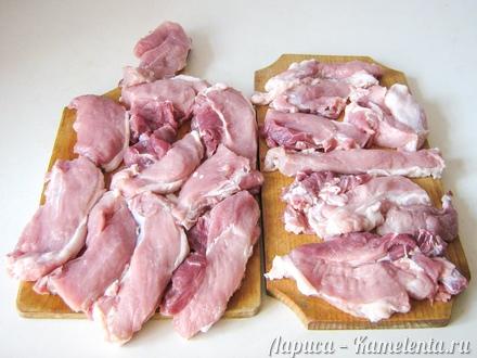 Приготовление рецепта Свинина, запеченная в духовке шаг 2