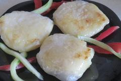 Блинчики из рисовой бумаги с картофельным пюре