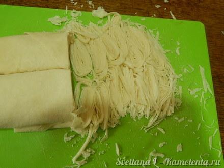 Приготовление рецепта Кадаиф шаг 1