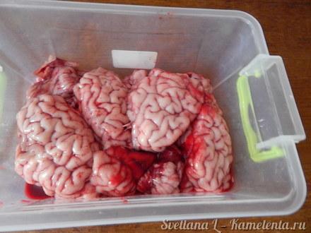 Приготовить мозги рецепт