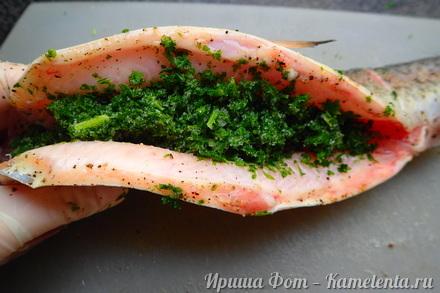 Рецепт с фото форели запеченной в духовке в фольге