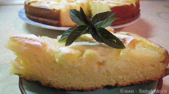 бисквит с дыней рецепт