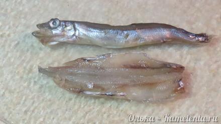 Приготовление рецепта Рыбные оладушки шаг 6