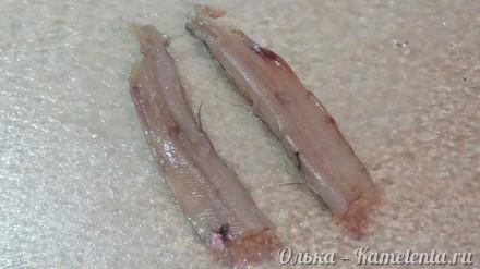 Приготовление рецепта Рыбные оладушки шаг 5
