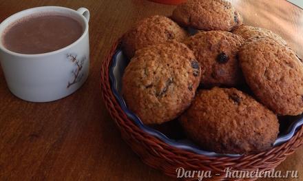 Приготовление рецепта Мягкое овсяное печенье шаг 5