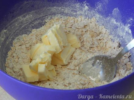 Приготовление рецепта Мягкое овсяное печенье шаг 1