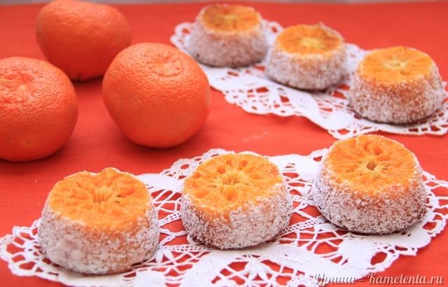 Рецепт мандариновых кексиков