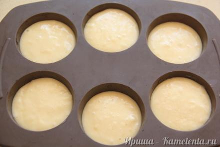Приготовление рецепта Мандариновые кексики шаг 6