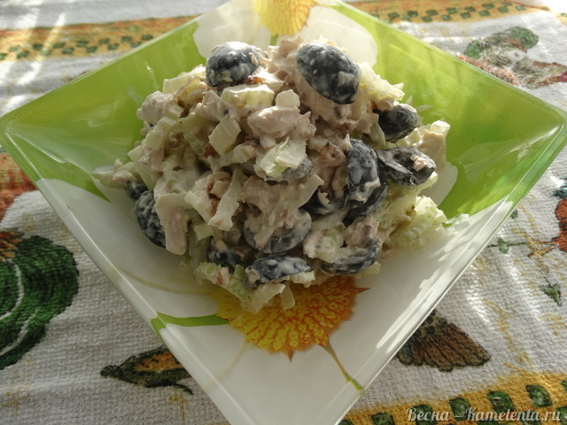 салат чудесный рецепт