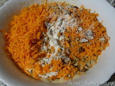 Приготовление рецепта Морковный торт шаг 8