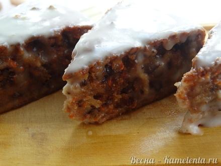 Приготовление рецепта Морковный торт шаг 12
