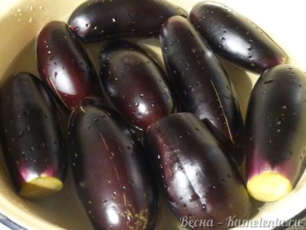 Оладьи из баклажанов и лука - рецепт пошаговый с фото
