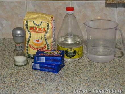 Приготовление рецепта Торт Наполеон шаг 1