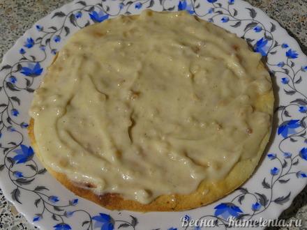 Приготовление рецепта Торт Наполеон шаг 19