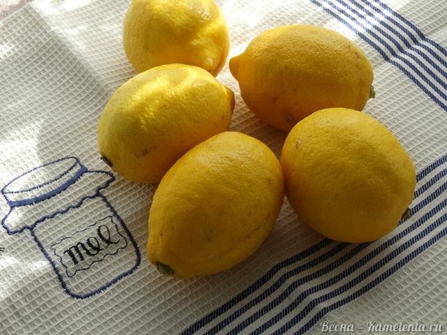 Рецепт заквашенных лимонов