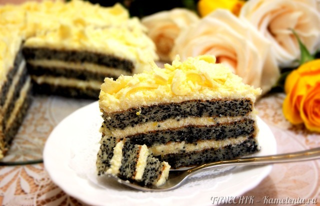 """Рецепт торта """"Царица Эстер"""""""