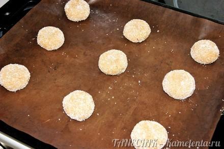 Приготовление рецепта Медовое печенье с имбирем шаг 7