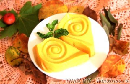 Приготовление рецепта Десерт из запеченной тыквы шаг 8