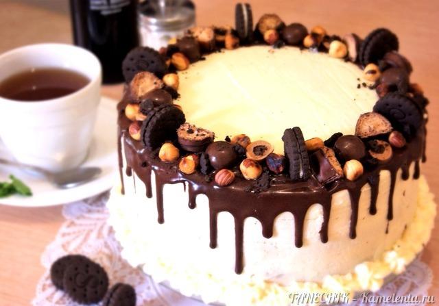 """Рецепт торта """"Ферреро"""""""