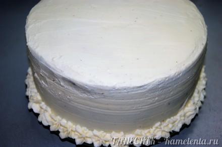 """Приготовление рецепта Торт """"Ферреро"""" шаг 21"""