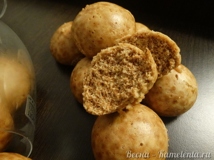 рецепт вкусных медовых пряников разлом