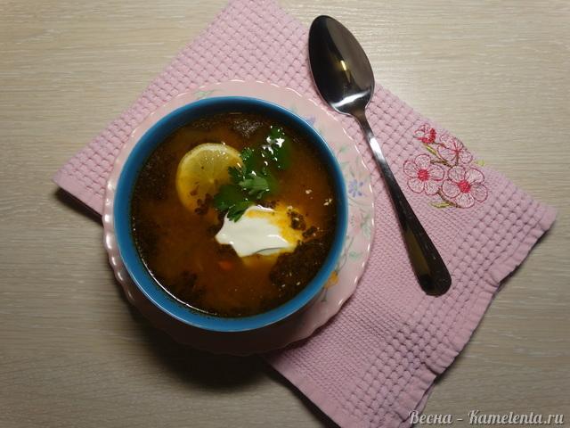 фото мясной сборной рецепт солянки
