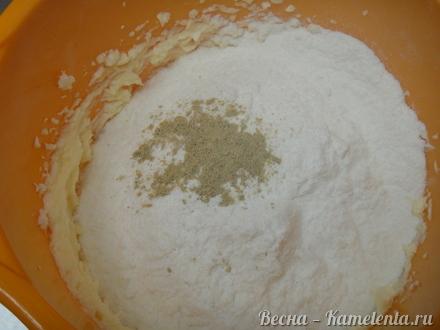 Приготовление рецепта Печенье из рисовой муки шаг 4