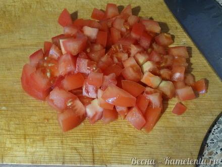 Стручковая фасоль с чесноком и яйцом на сковороде - рецепт пошаговый с фото