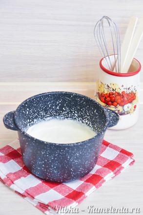 Приготовление рецепта Пирог с грушами и рикоттой шаг 10