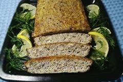 Суфле из консервированной рыбы