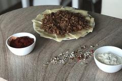 Хингал азербайджанский. Хангяль вкуснейший