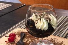 Пьяный чернослив фаршированный грецким орехом