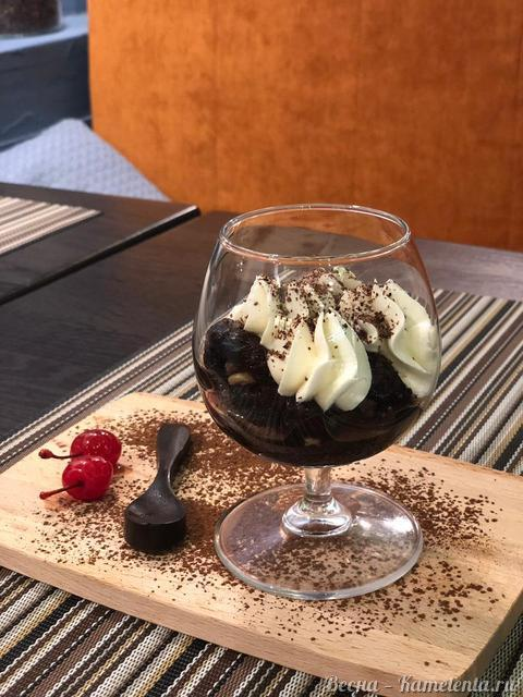 Рецепт пьяного чернослива фаршированного грецким орехом